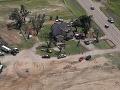 V štáte Missouri vyčíňalo silné tornádo, hlásia troch mŕtvych