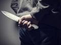 Útok nožom na policajta v Prahe: Hlavnú úlohu u muža hral alkohol