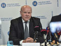 Novozvolený predseda Združenia miest a obcí Slovenska (ZMOS) Branislav Tréger