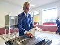 Geert Wilders vhadzuje