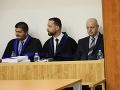 Na súde dnes vypovedá Pavol Rusko a Robert Lališ