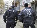 Takmer 2000 policajtov je v uliciach Berlína: Dôvodom sú podozrenia z obchodovania s ľuďmi