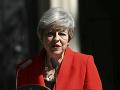 Británia po odchode Mayovej: Meno nového šéfa konzervatívcov a premiéra bude známe do 20. júla