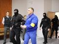 Pojednávanie v prípade údajnej objednávky vraždy Silvie Volzovej.
