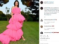 Kendall Jenner si výrazné farby môže dovoliť.