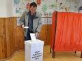Voliči hlasovali aj v osade Vyšné Hágy vo Vysokých Tatrách.