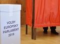 Eurovoľby 2019 na Slovensku: Najvyššia účasť bola v Bratislavskom kraji, najnižšia v Košickom