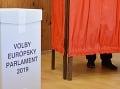 Na Slovensku sa začali v poradí štvrté voľby do Európskeho parlamentu.
