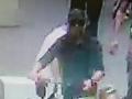 Podozrivý muž bol zachytený na kamere