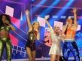 Spice Girls odštartovali dlho pripravovanú šou.