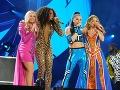 Spice Girls sú späť, kritike sa nevyhli.
