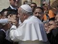 Ostrý odkaz pápeža Františka: Interrupcie prirovnal k najatiu nájomného vraha