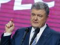 Exprezident Porošenko vypovedal vo veci vyšetrovania vlastizrady