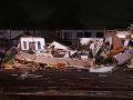 Tornádo v Oklahome nemalo žiadne zľutovanie: Zdemolovaný motel, zomreli najmenej dvaja ľudia