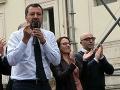 Salvini mieri za ďalším úspechom: V Taliansku dominuje pravicovo-populistická Liga Severu