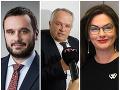 Slovensko si zvolilo europoslancov: FOTO Sudca, ktorý mal problémy so zákonom, ekológovia aj známe tváre