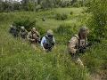 Rusko stratilo kontrolu nad žoldniermi: V oblasti východnej Ukrajiny došlo k ostrej prestrelke
