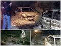 Kamión nabúral v tuneli do piatich áut: FOTO Vypuklo peklo, pri požiari zahynulo 12 ľudí