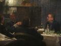 FOTO Najmocnejší politici Smeru deň po voľbách v luxusnej reštaurácii: Tajné stretnutie bez Fica?