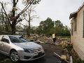 Ohio a Indianu zasiahli silné búrky s tornádami: VIDEO Živel zanechal spúšť, milióny bez elektriny