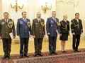 Kiska vymenoval nových generálov polície a ozbrojených síl