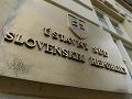 Kandidáti na ústavných sudcov sa musia pripraviť: Výbor ich bude vypočúvať 16. septembra
