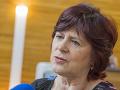 Smolková potvrdila vzburu v Smere: Nespokojnosť je obrovská, malo to však ostať vo vnútri strany