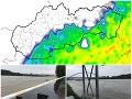 Situácia sa dramatizuje: VIDEO Hladina Dunaja stúpa, platí varovanie! Pri Devíne sa už vylieva