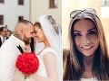Svadobné šaty Jasminy Alagič sa objavili na internete, ale... Veď sú od úplne iného návrhára?