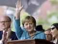 FOTO Harvardova univerzita udelila Merkelovej čestný doktorát z práva