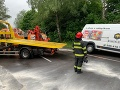 Nehoda ochromila dopravu medzi Žilinou a Martinom: Vážne dôsledky, nešťastie na rovnej ceste