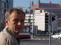 Roman Luknár v roku 2009 vo filme Tango s komármi