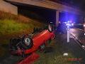 Tragická nehoda na diaľnici v Poprade: Jedna obeť, štyria sú zranení