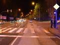 Tragédia na priechode pre chodcov v Poprade: Vodič (74) zrazil muža, ten zrážku neprežil