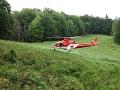 Horskí záchranári opäť v akcii: Pomáhali zranenej turistke