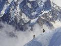 Lavína na Mont Blancu si vybrala svoju daň: Životom zaplatili dvaja talianski lyžiari