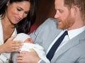 Syna princa Harryho pokrstia už dnes: Mená krstných rodičov odmietli prezradiť