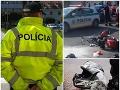 Motorkári, držte sa bezpečnostného desatora! Polícia vyzýva aj vodičov áut, nehôd je stále veľa