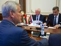 Andrej Danko na návšteve Bieloruska