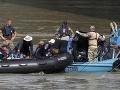 Pátranie po nezvestných pokračuje: Identifikovali telo Kórejčanky nájdenej v Dunaji