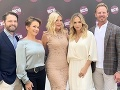 Hviezdy seriálu Beverly Hills 90210 opäť spolu.