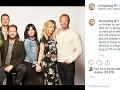 Hviezdy seriálu Beverly Hills 90210 sa opäť zišli pred kamerami. Chýba len zosnulý Luke Perry.