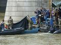 Kórejskí záchranári sa vracajú do vlasti: Posledného nezvestného z lodi smrti hľadajú Maďari