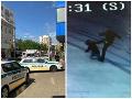 Incidenty na Obchodnej ulici.