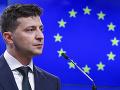 Mathernová: Zelenskyj potvrdil, že nepôjde do koalície s proruskými stranami