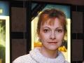 Jana Hubinská na zábere z roku 2003