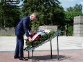 Pellegrini položil veniec na petrohradskom Piskarjovskom memoriálnom cintoríne