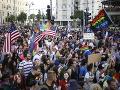 Najväčší pochod sexuálnych menšín v New Yorku: Pozrieť sa prišli milióny divákov