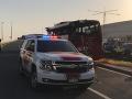 Tragická nehoda autobusu v Dubaji