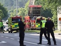 Explózia vo švédskom meste Linköping: Výbuch rozbil okná a zničil balkóny
